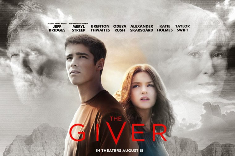 {Cinéma} The Giver