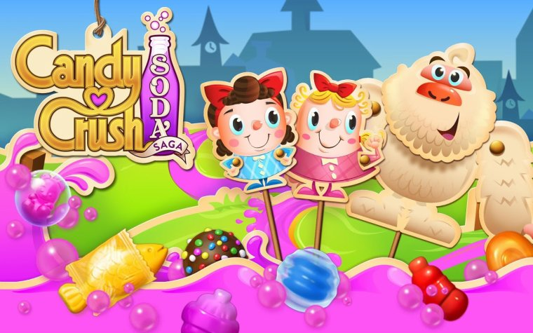 {Android} Candy Crush Soda