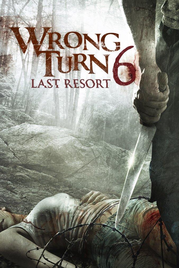 {Films} Wrong Turn/ Detour Mortel