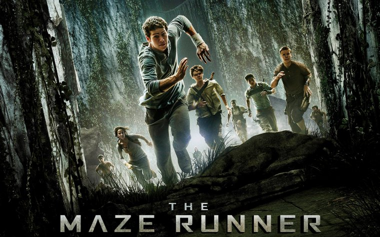 {Cinéma} The Maze Runner / Le labyrinthe