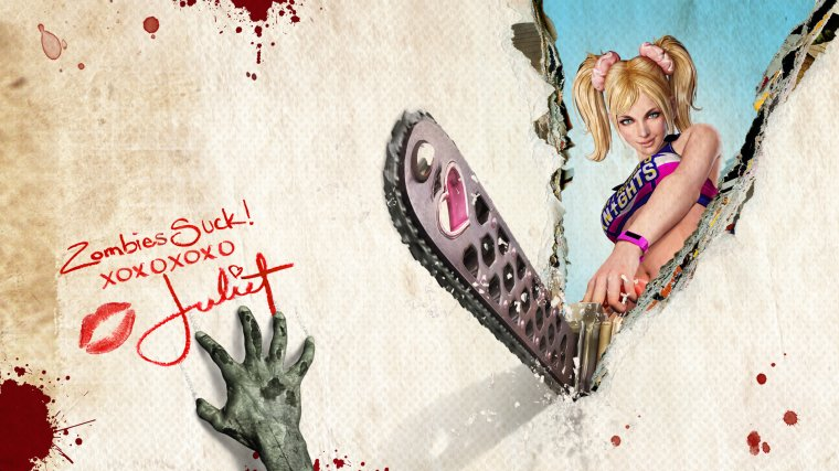 {Gaming Test} Lollipop Chainsaw /360
