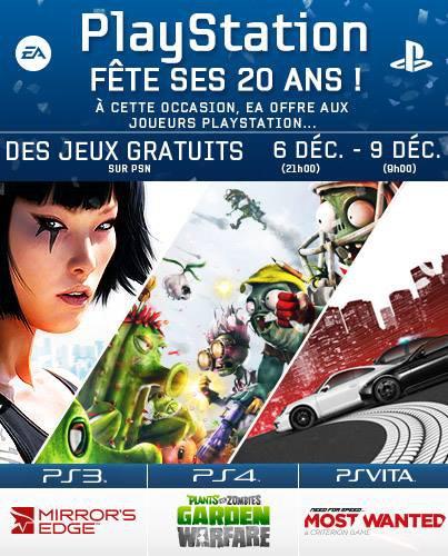 {Free Games} Un jeu gratuit offert.