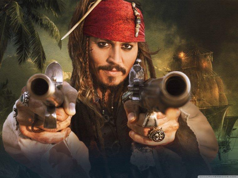 {Cinéma} Pirates des Caraïbes 5