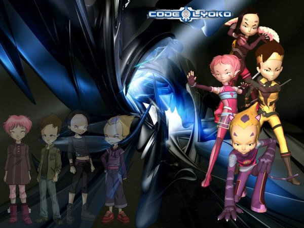 {Review} La saga Code Lyoko