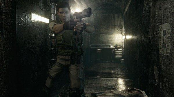 {Jeux Vidéo} Résident-Evil HD Remaster