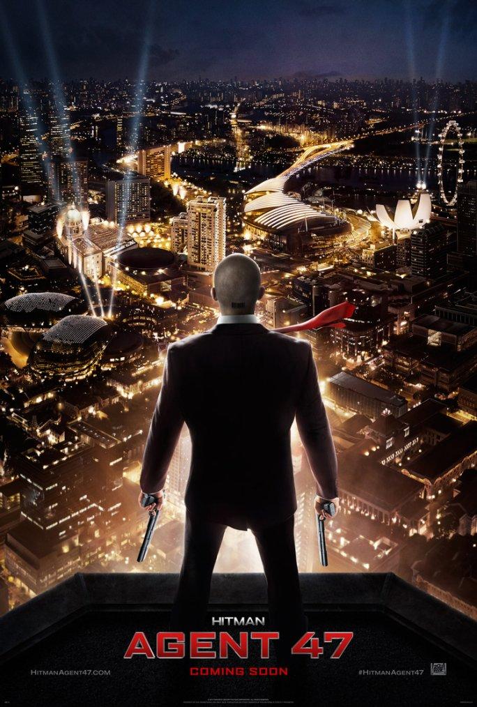 {Cinéma} Hitman: Agent 47 (officielle)