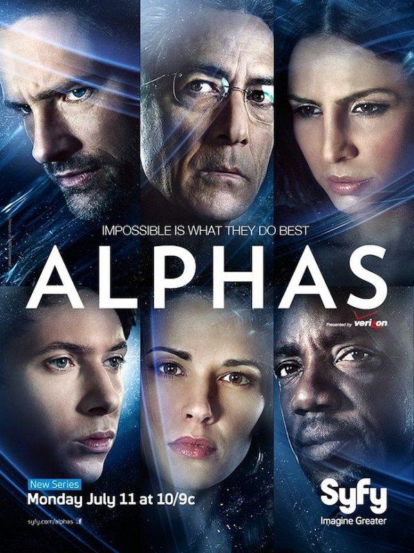 {Série} Alphas