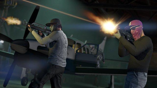{Rockstar} Gta V: The Heist 1/3