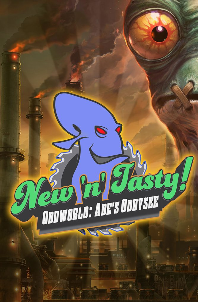 {Game Test} Oddworld New 'N'Tasty (PC)