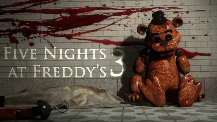 {Jeux Vidéo} Five Night at Freddy's 3