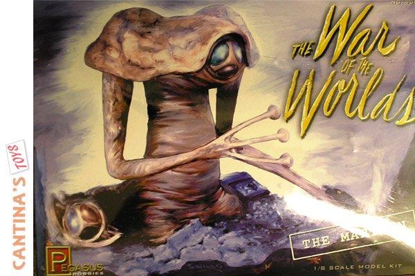 {Film} La guerre des mondes 1953 (H G WELLS)
