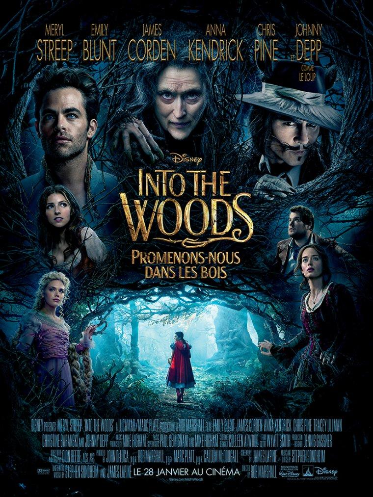 Into The Wood s (promenons nous dans les bois