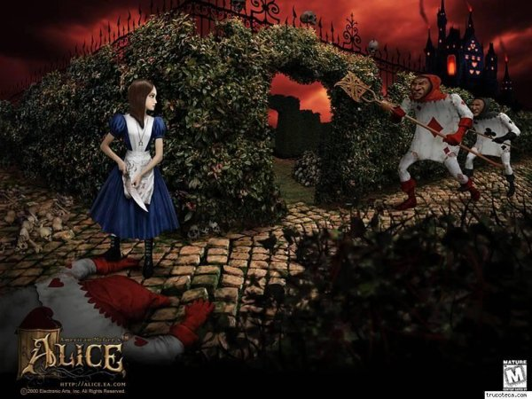 [Game-Test] Américan Mcgee's Alice