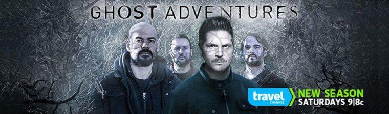 [Série-doc] Ghost Adventures