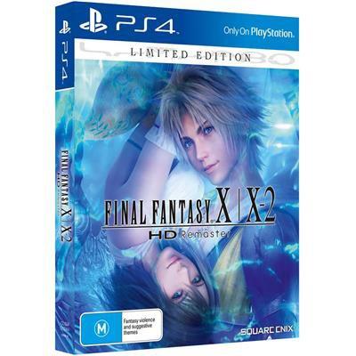 [Jeux Videos] Final Fantasy X- X-2 HD Remaster