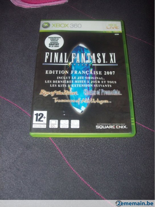 [Jeux Videos] Final Fantasy XI edition 2007