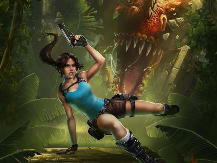 Tomb Raider: Relic Run