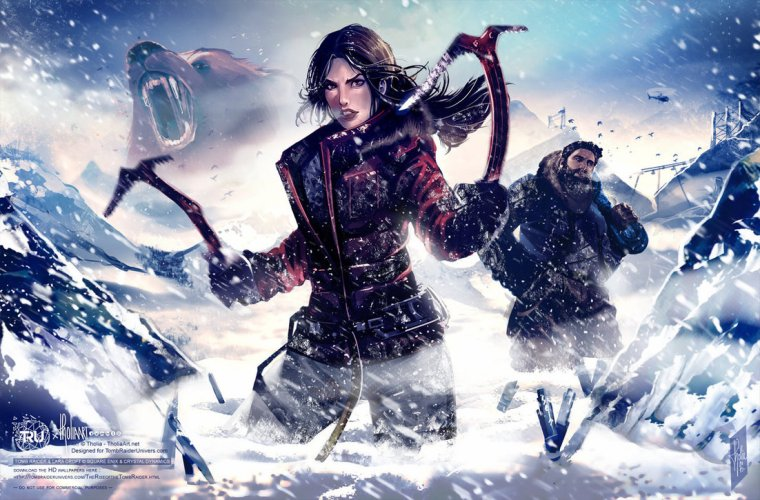 [Jeux Videos] Rise of the Tomb Raider
