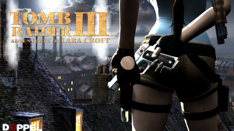 Rétro: Tomb Raider 3: Les aventures de Lara Croft (Playstation)
