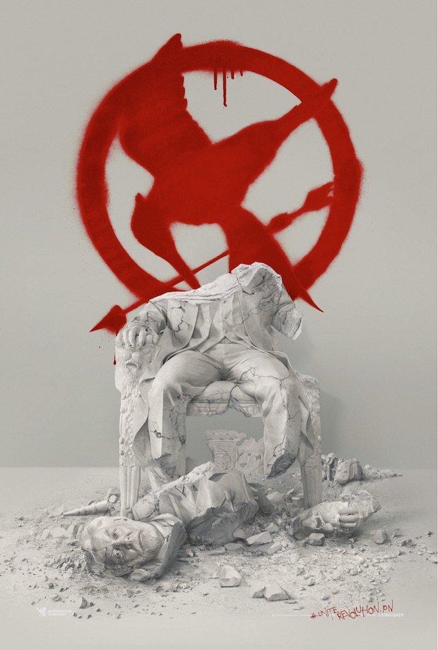 Hunger Games: la révolte (finale)
