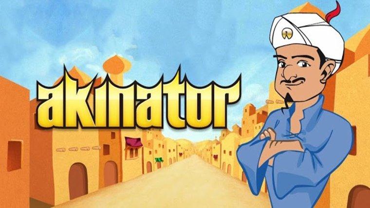 Akinator: Le génie du web
