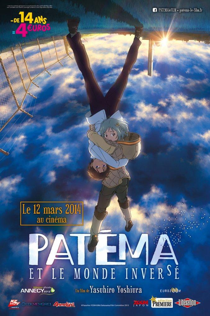 Actus Films / Patéma & le monde inversé
