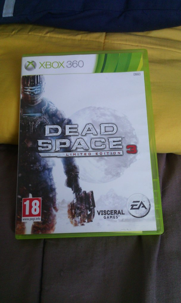 Achats / Tomb raider Underworld & Dead Space 3