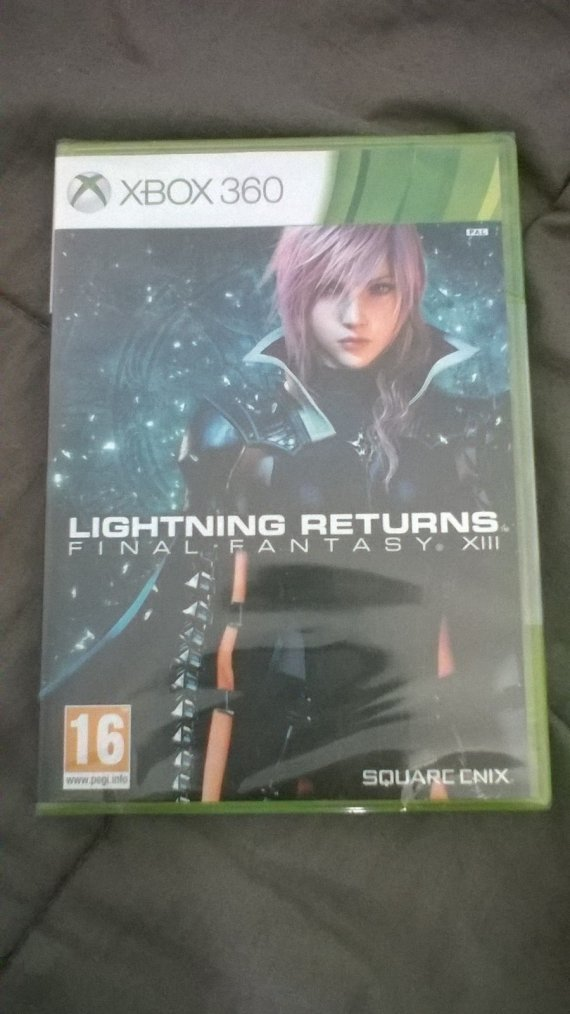 Achat / Final Fantasy XIII: Lightning Returns