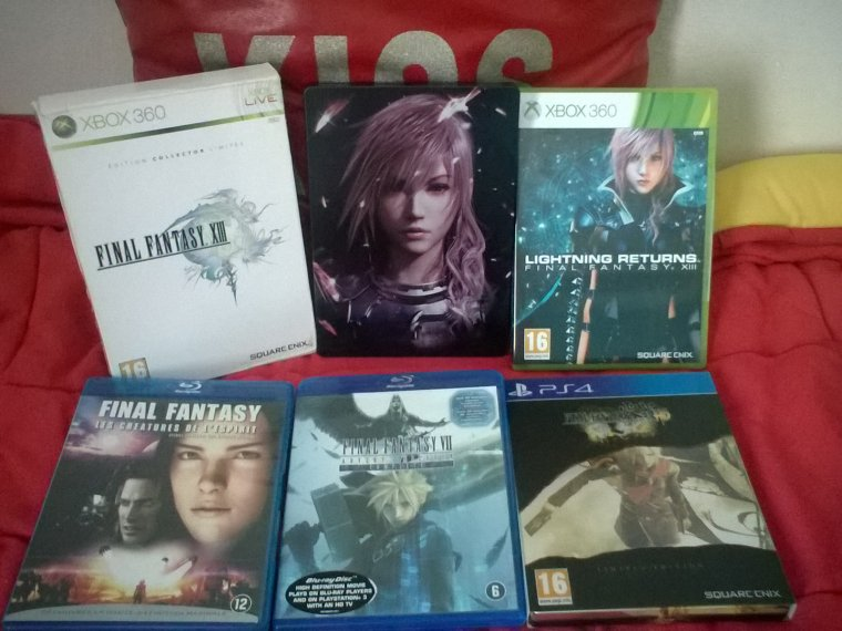 Collection / Final Fantasy