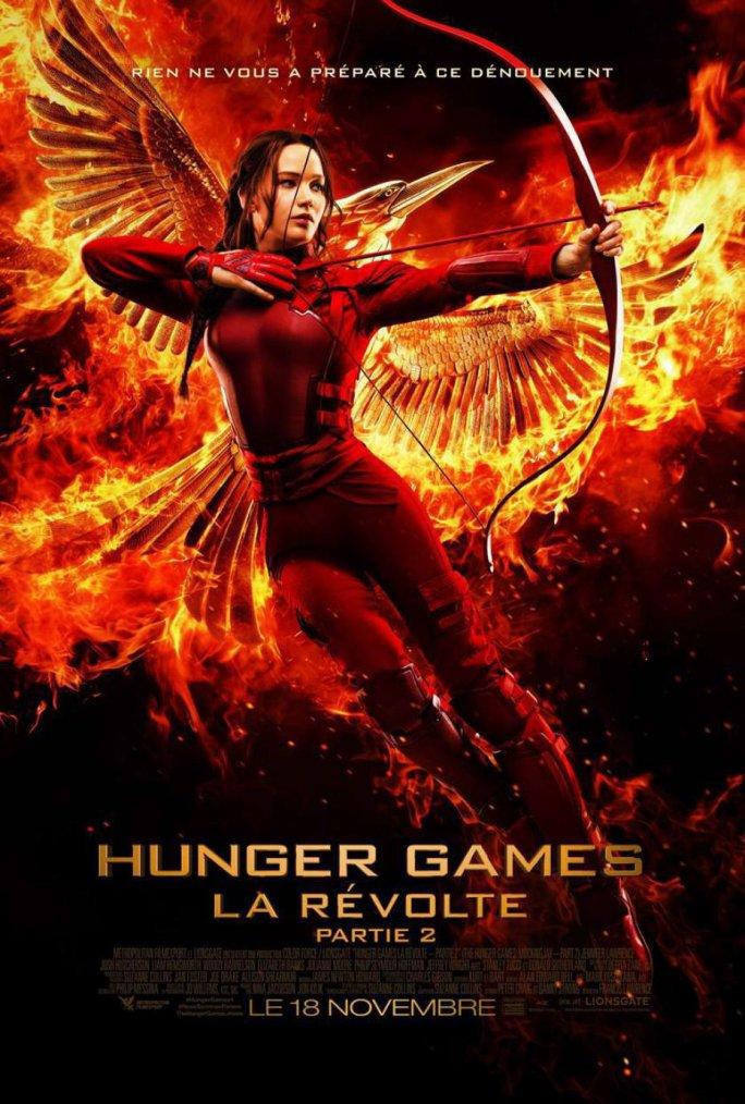 Actus Ciné / Hunger Games: La révolte (partie 2) FINALE