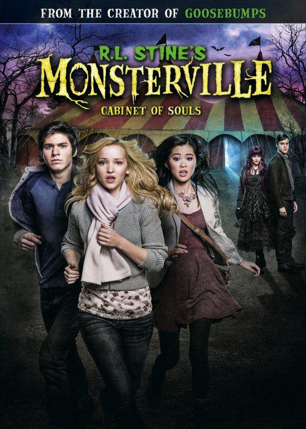 Film / Monsterville: Le placard des âmes