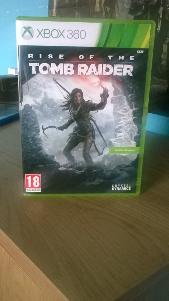 Achat / Rise of the Tomb raider