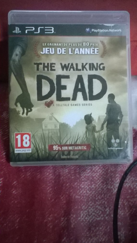 The Walking Dead Saison 1/ Telltale Games