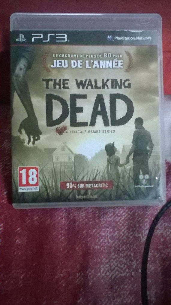 The Walking Dead Saison 1/ Telltale Games