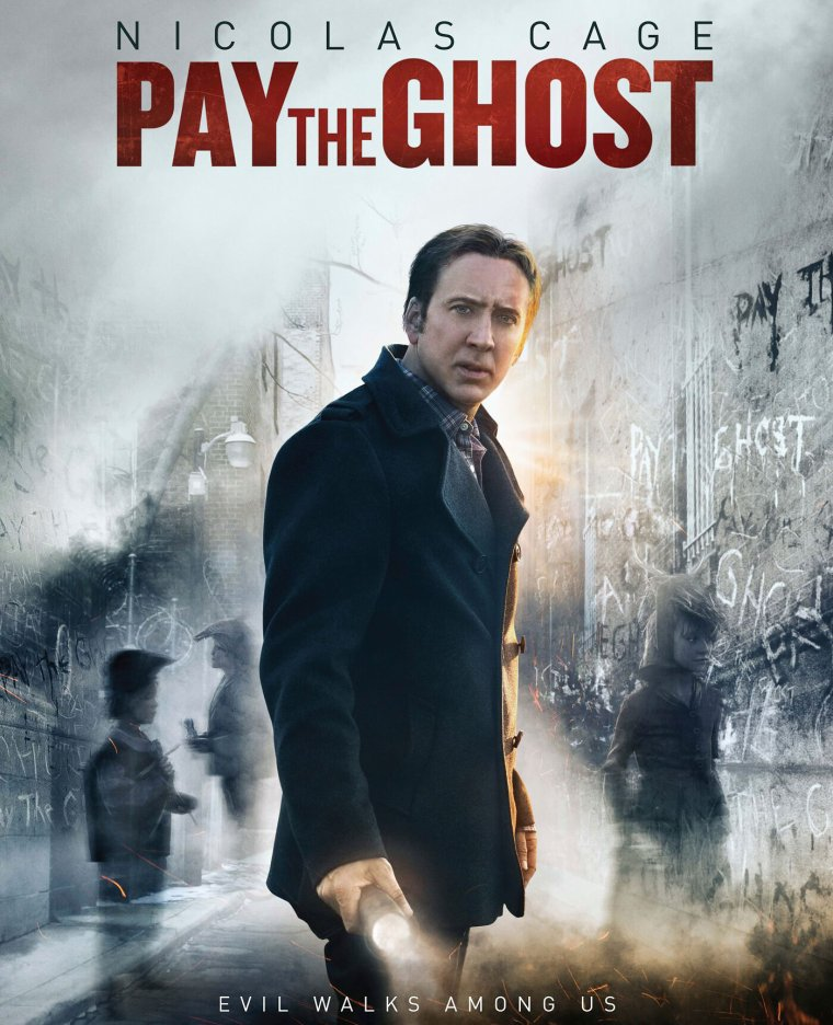 Cinéma / Pay The Ghost (Inclassable)