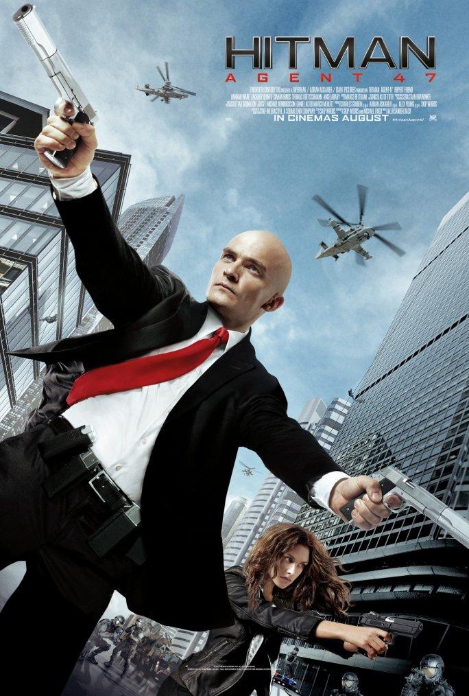 Cinéma / Hitman: Agent 47