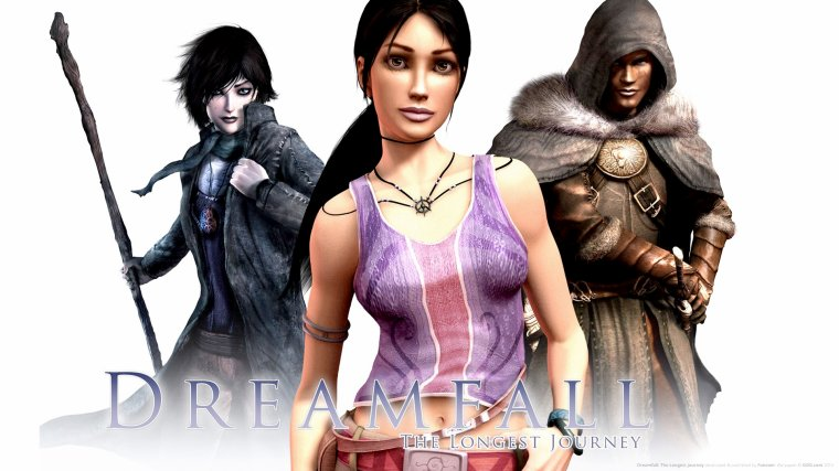 Dreamfall / Longest Journey / Chapter