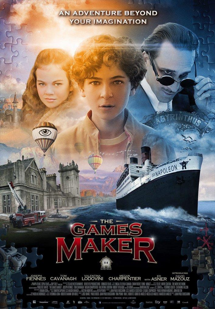 Cinéma / The Games Maker (l'inventeur de jeux)