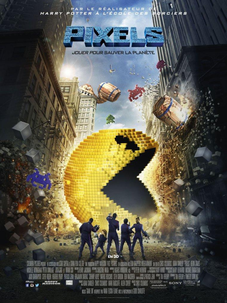 Cinéma / Pixels