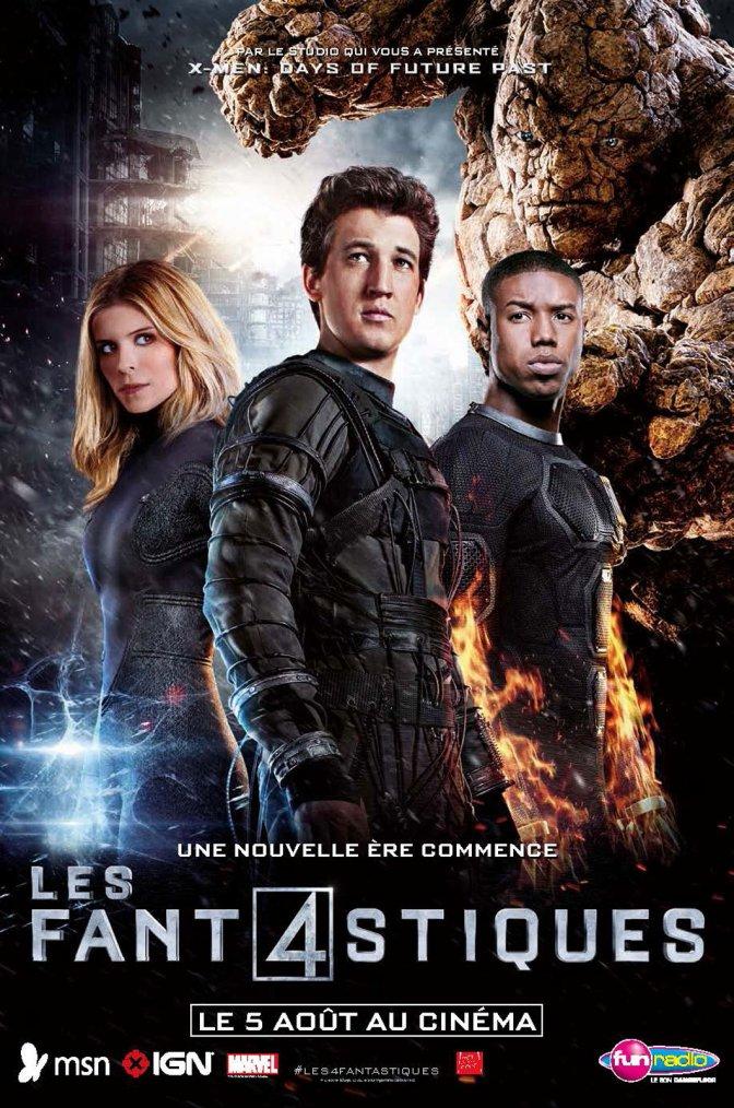 Cinéma / Les 4 Fantastiques