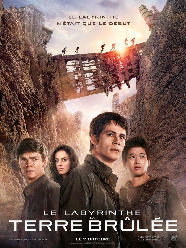Cinéma / Le Labyrinthe: La terre brulée