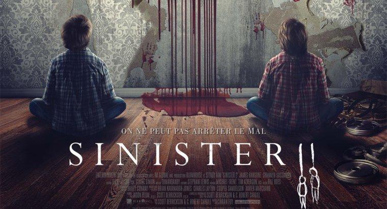 Cinéma / Sinister 1 & 2