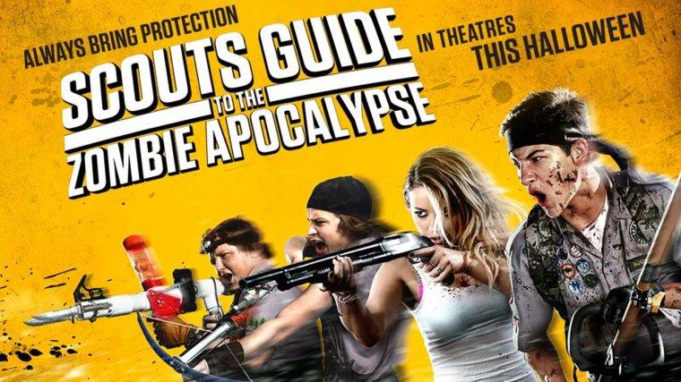 Cinéma / Manuel de survie à l'apocalypse Zombie (Scouts Guide)