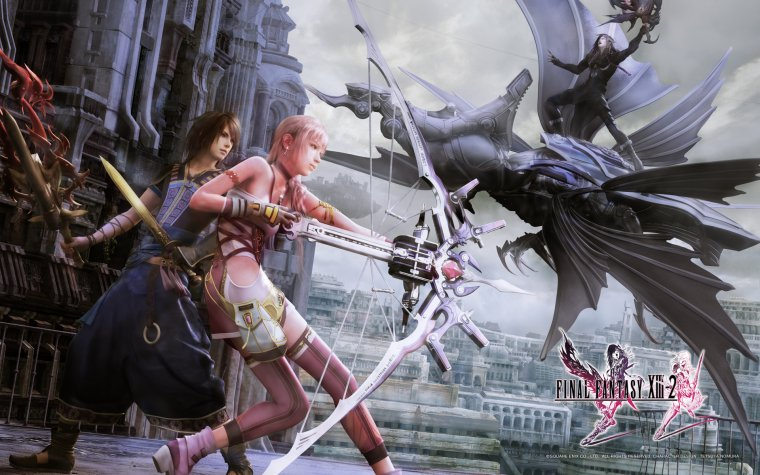 Test / Final Fantasy XIII-2