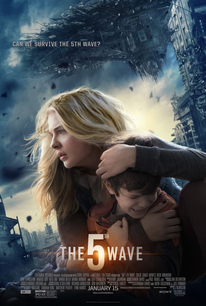 Cinéma / The 5th Wave (la 5e vague)