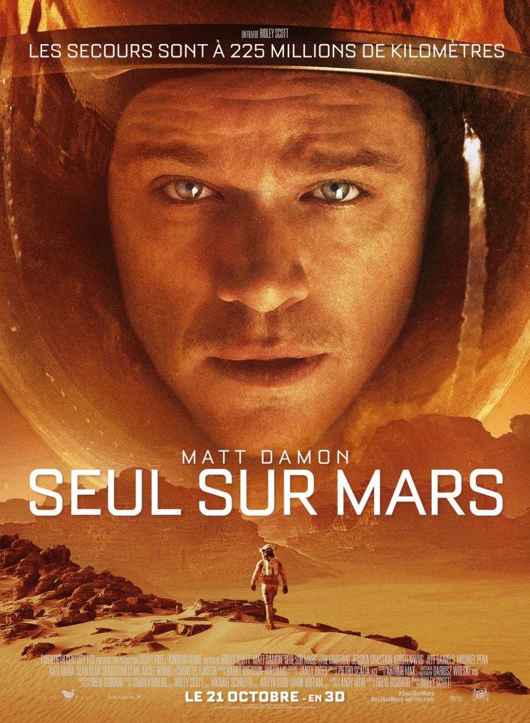 Cinéma / Hotel Transylvanie 2 et Seul sur Mars