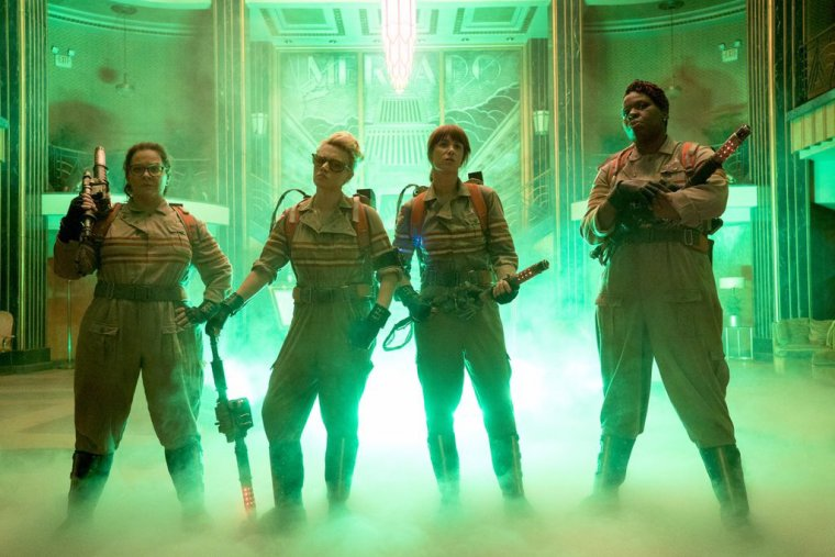 Cinéma / Ghostbusters
