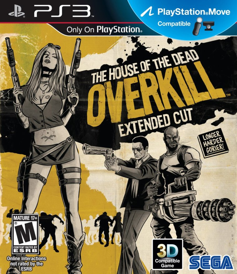 The House of the Dead: Overkill Extended Cut : Le Test