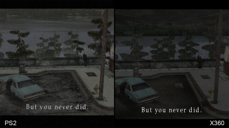 Silent Hill Collection HD: Le test