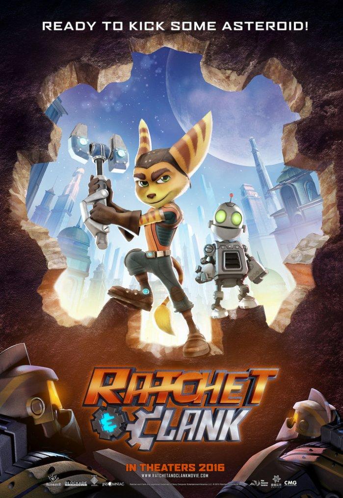 Ratchet & Clank: Le film